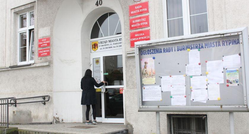 Interwencje, Kontrowersje mieszkaniowe Rypinie - zdjęcie, fotografia
