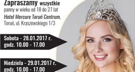 Castingi do konkursu Miss Regionu Kujawsko-Pomorskiego 2017