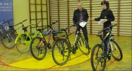 Rowery zabezpieczone przed kradzieżą