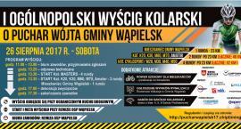 I Ogólnopolski Wyścig Kolarski o Puchar Wójta Gminy Wąpielsk