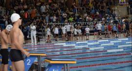 Udany początek pływaków