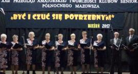 Rozśpiewani seniorzy