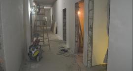 Trwa remont szpitala w Rypinie