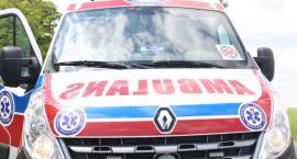 24-letni kierowca potrącił starszą kobietę