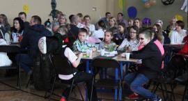 Zabawa choinkowa w Sadłowie