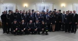 Strażacy z Sadłowa podsumowali rok