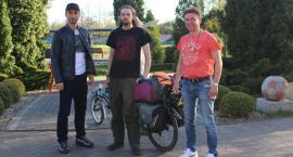 Rowerem przez Rypin aż do Sankt Petersburga