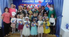 Europejskie przedszkolaki z Rypina