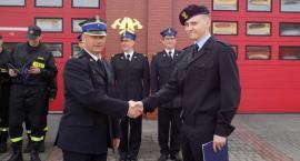 Strażackie awanse