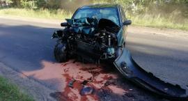 20-latek sprawcą poważnego zdarzenia drogowego