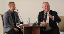 Bogusław Pacek w Rypinie