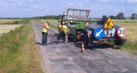 W gminie Rypin poprawiają drogi