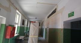 Remontują szkołę w Borzyminie