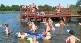 Kąpielisko w Trąbinie nad Jeziorem Trąbińskim