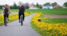 Coraz więcej tras dla rowerzystów w powiecie rypińskim