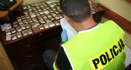 Ponad pół kilograma narkotyków u mieszkańca Rypina