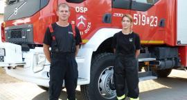 Z potrzeby działania i pomagania - rozmowa ze strażakami OSP Radziki Duże