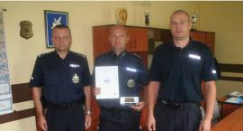 20 lat pracy w policji Pawła Kosobudzkiego