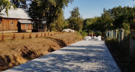 Nowa droga w Studziance