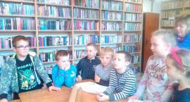 Pierwszy raz w bibliotece