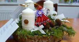 Wystawa świątecznych prac w Wąpielsku