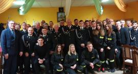 Prawie setka u strażaków