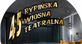 RDK zaprasza na 45. Rypińską Wiosnę Teatralną