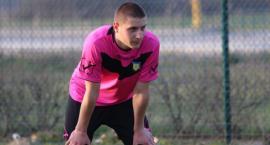 Grot strzelił trzy gole w Kruszynie, ale...