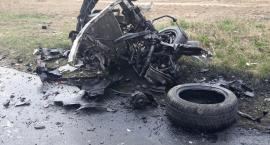 Wypadek w Mariankach. Jedna osoba nie żyje