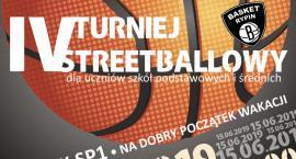 Zapraszają na turniej streetballa