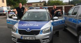 Bohaterscy policjanci uratowali 70-latka