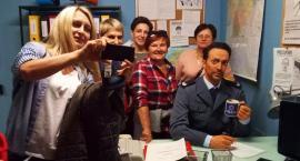 Panie z KGW na wycieczce w Sandomierzu