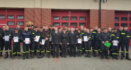 Egzamin ratowników OSP