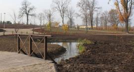Nowe oblicze parku w Kowalkach