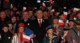 Rypinianie świętowali z prezydentem RP Andrzejem Dudą [zdjęcia]