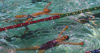 Szkółka pływacka działa