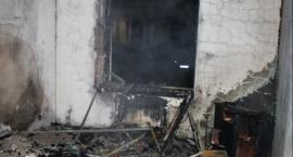 Pożar w Ugoszczu