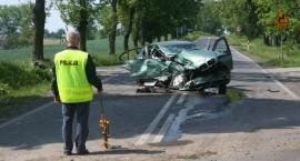 Groźny wypadek w Cetkach