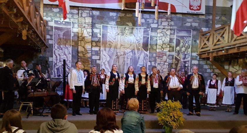 wydarzenia, lecie Bitwy Krechowcami niezwykłe uroczystości Michałowicach Krakowem - zdjęcie, fotografia