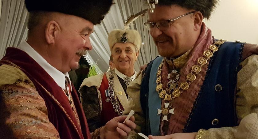 Wieści od Braci Kurkowych, Wigilia Gorlickim Bractwie Kurkowym - zdjęcie, fotografia
