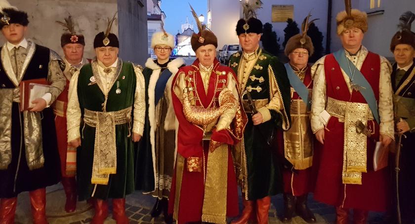 Wieści od Braci Kurkowych, Jasnogórska inauguracja lecia kuczyńskiej Parafii - zdjęcie, fotografia