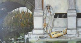 """""""Piękno, Prawda i Dobro"""" – Małgorzata Wilamowska krakowska malarka młodego pokolenia"""