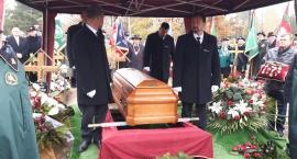 Ostatnie pożegnanie Dominika Pacholskiego