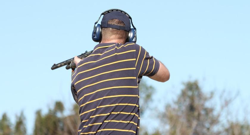 Zawody strzeleckie, Zawody Puchar Browninga Winchestera - zdjęcie, fotografia