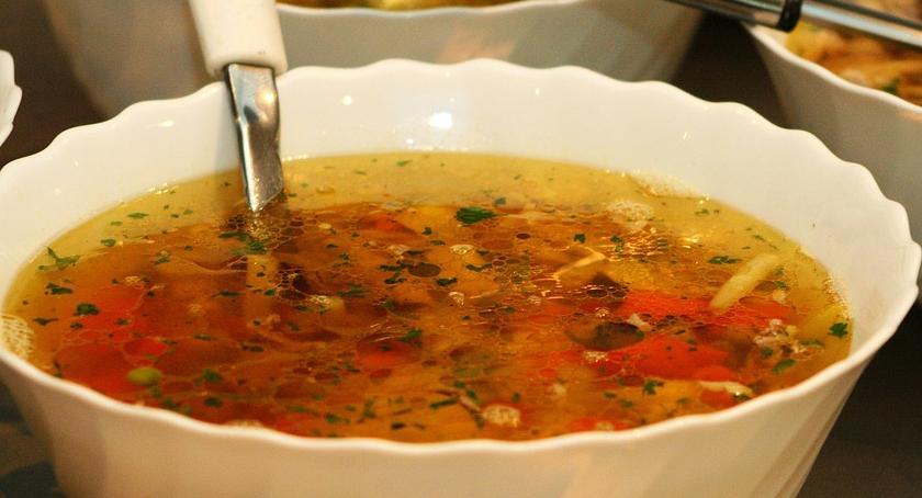 Kuchnia myśliwska, Przepis zupę kaczki toruńsku - zdjęcie, fotografia