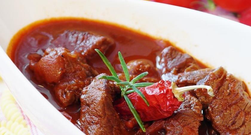 Kuchnia myśliwska, Przepis Cumberland - zdjęcie, fotografia
