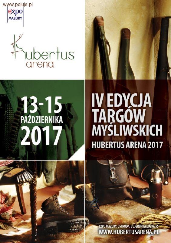 Imprezy myśliwskie, Hubertus Arena zapraszamy - zdjęcie, fotografia