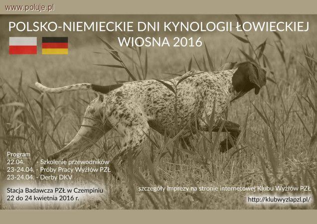 Imprezy myśliwskie relacje, Polsko Niemieckie Kynologii Łowieckiej - zdjęcie, fotografia