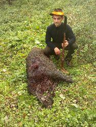Pierwsze w tym sezonie polowanie zbiorowe w KŁ BÓR w Tarnowie