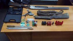 Przestępcze trio odpowie za kłusownictwo, posiadanie broni i wyrabianie amunicji